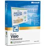 微软Visio 2002(中文专业版) 办公软件/微软