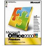 微软Office 2000(中文中小企业版) 办公软件/微软