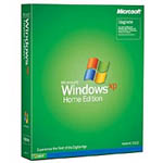 微软MS Korean Windows XP home retail FPP 操作系统/微软