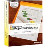 微软Project 2003 简体中文标准版图片