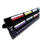 西蒙六类16口配线架(HD6-16) 机房布线/西蒙