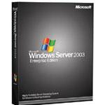 微软Windows Server 2003 COEM中文标准版(5客户端) 操作系统/微软