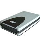 彩虹720U2FL 3.5寸移动外接盒(康宝 :USB2.0+1394) 移动硬盘盒/彩虹