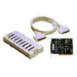 MOXA C168P(8口非智能卡) 多用户卡/MOXA