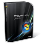 微软windows vista ultimate(旗舰版) 操作系统/微软