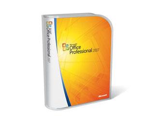 微软office 2007(专业版)图片