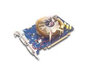 华硕Geforce 8600GT图片