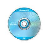 纽曼16X DVD-R 幻影版(10片桶装) 盘片/纽曼