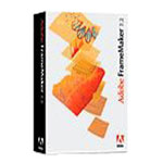ADOBE FrameMaker Sever 7.2中文版 排版软件/ADOBE