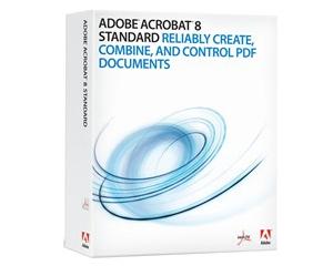 ADOBE Acrobat 8.0 Standard for图片