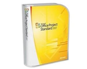 微软Project 2007(中文标准版)图片