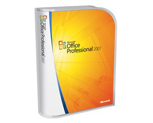 微软Office 2007(英文专业版)图片