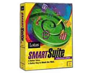 【lotus Smartsuite 1 2 3 Office 世纪中文版 】 Lotus Smartsuite 1