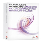 ADOBE Acrobat 8.0 Professional for MAC 办公软件/ADOBE