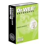 大蜘蛛Dr. web反病毒 2008 网络客户机版(1001-2000/用户) 安防杀毒/大蜘蛛