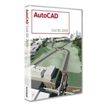 AutoDesk AutoCAD Civil 3D 2009 图像软件/AutoDesk