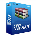 WinRAR 3.7(10-24个拷贝/每许可) 其他软件/WinRAR