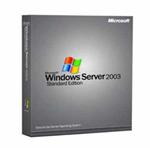 微软Windows 2003 server 5 user coem(英文标准版) 操作系统/微软