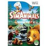 Wii游戏模拟动物 游戏软件/Wii游戏