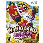 Wii游戏瓦里奥大陆 疯狂摇摆 游戏软件/Wii游戏