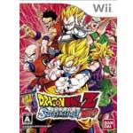 Wii游戏龙珠Z 电光石火!NEO 游戏软件/Wii游戏