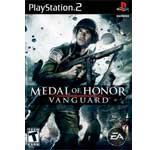 PS2游戏荣誉勋章 突击先锋 游戏软件/PS2游戏