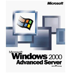 微软Windows server advanced 2000 中文版