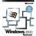 微软Windows server 2000 中文标准版