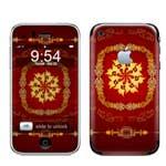 冠犀ideaSkin 苹果 iPhone 3G 个性皮肤 奢华金蕾丝 数码配件/冠犀