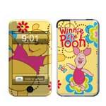 冠犀ideaSkin 苹果 iPod touch 个性皮肤 维尼小熊 数码配件/冠犀