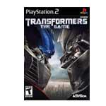 PS2游戏变形金刚 游戏软件/PS2游戏