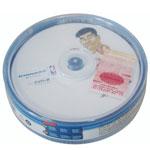 联想DVD-R 16速 战将版(10片装) 盘片/联想