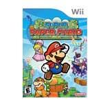 Wii游戏超级纸片马里奥 游戏软件/Wii游戏