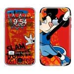 冠犀ideaSkin 苹果 iPhone 3G 个性皮肤 篮球小老鼠 数码配件/冠犀
