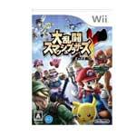 Wii游戏任天堂全明星大乱斗X 游戏软件/Wii游戏