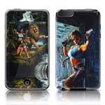 冠犀iPod Touch 2代 美女与野兽 数码配件/冠犀