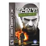 PS2游戏分裂细胞 双重间谍 游戏软件/PS2游戏