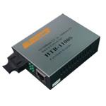 N-net 100M单模收发器(电源外置式)