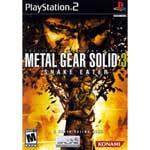 PS2游戏潜龙谍影3 食蛇者 游戏软件/PS2游戏