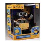 迪士尼机器人总动员WALL.E 多功能 遥控瓦力 模型玩具/迪士尼