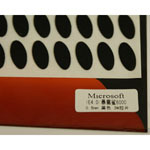 Ptpad 微软IE4.0/暴雷鲨6000鼠标脚贴 鼠标垫/Ptpad