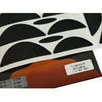Ptpad 罗技MX518新版鼠标脚贴 鼠标垫/Ptpad