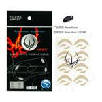 火线竞技透明0.18mm 金环蛇鼠标脚贴 鼠标垫/火线竞技