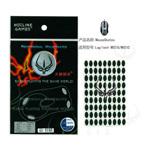 火线竞技黑色0.18mm MX500/510/518鼠标脚贴 鼠标垫/火线竞技