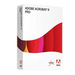 ADOBE Acrobat 9.0 英文专业版 办公软件/ADOBE