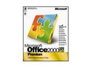 微软Office 2000(英文标准版)图片