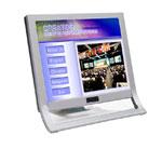 快捷LTX-1300T/W 真彩色触摸屏 触摸屏/快捷