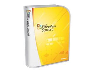 微软0ffice Visio 2003 中文标准版图片