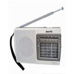 三洋MB-100 12波段校园广播 收音机/三洋