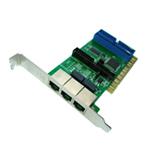 中孚HDP-IVA-690 实时切换隔离卡 网络安全产品/中孚